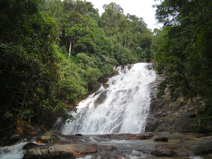 Ton Prai Waterfall