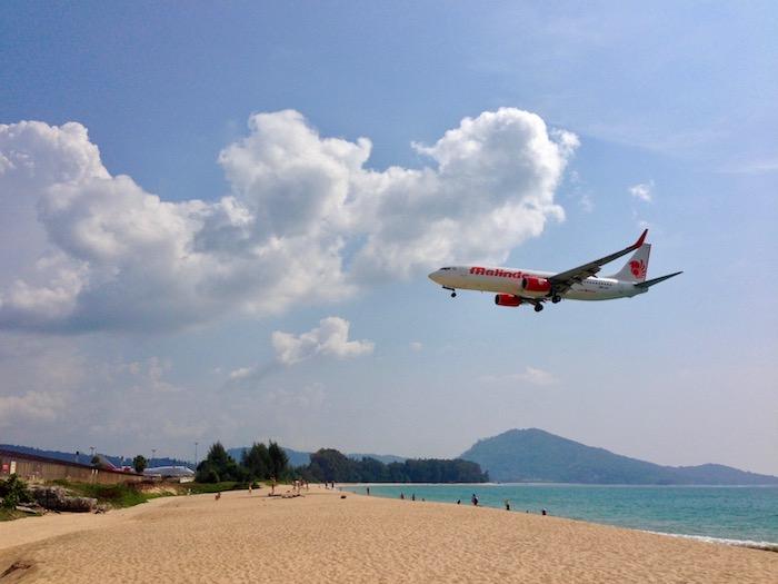 avions thailande