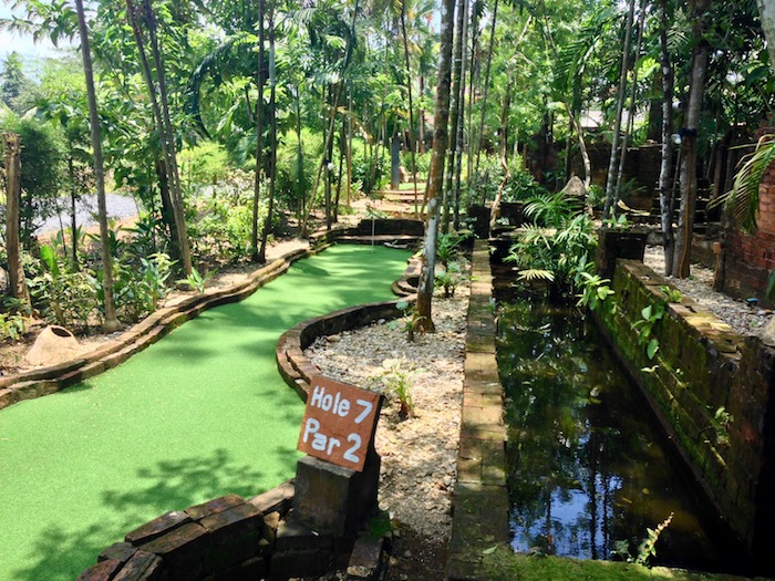 Mini golf de Khao Lak